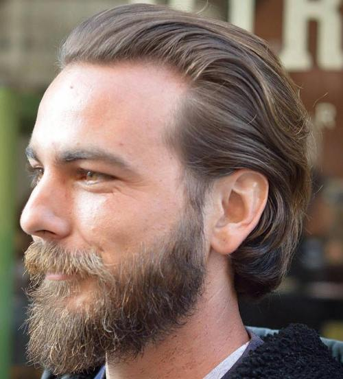 50 Stately Long Hairstyles For Men To Sport With Dignity Hair By Brian